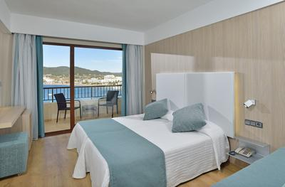 Family Room With Sea View Alua Hawaii Ibiza Hotel San Antonio