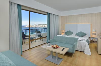 Premium Room With Sea View Alua Hawaii Ibiza Hotel San Antonio
