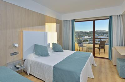Twin Room Alua Hawaii Ibiza Hotel San Antonio