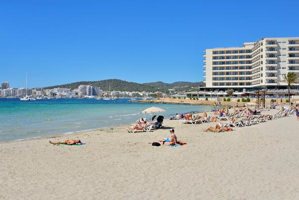 Beach Alua Hawaii Ibiza Hotel San Antonio